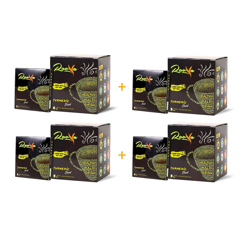 Offer Pack OP4 Turmeric Curcumin